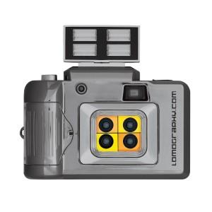Harry Hilders - Four lens camera