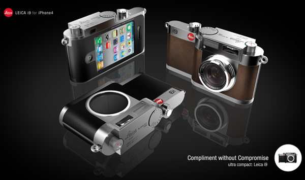 Harry Hilders - iPhone Leica Skin