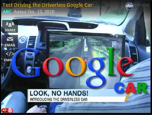 Harry Hilders - Selfdriving Google car