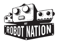 Harry Hilders - My Robot Nation