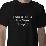 Harry Hilders - Nerd shirt