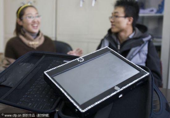 Harry Hilders - Zelfgemaakte iPad