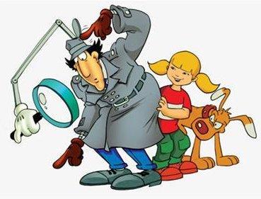 Harry Hilders - Inspector Gadget