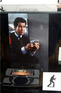 Harry Hilders - James Bond gadgets