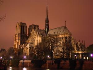 Harry Hilders - De Notre Dame in Parijs