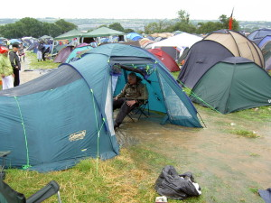 Harry Hilders - Glastonbury 2005