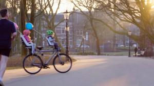 Zelfrijdende fiets Google