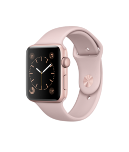 Apple Watch Series 2 - roze