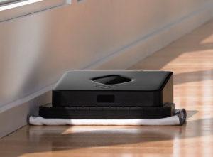 Robot mop - gadget voor in het huishouden