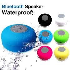 (waterproof) Bluetooth speaker